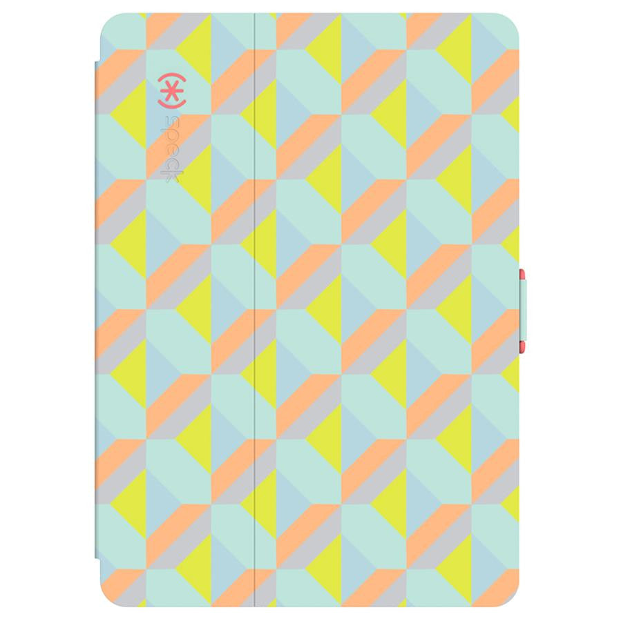 Speck 9.7-inch iPad Pro STYLEFOLIO PLAYA GEO CITRUS/WARNING - Makerwiz