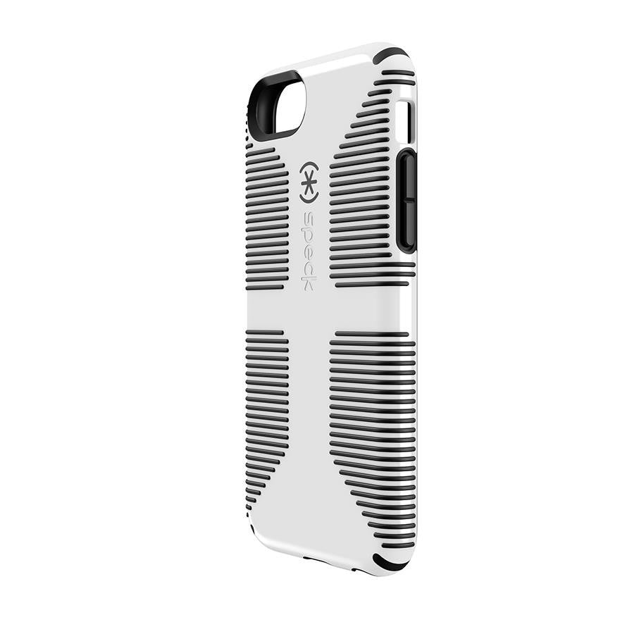 Speck iPhone 7 Plus CANDYSHELL GRIP WHITE/BLACK - Makerwiz