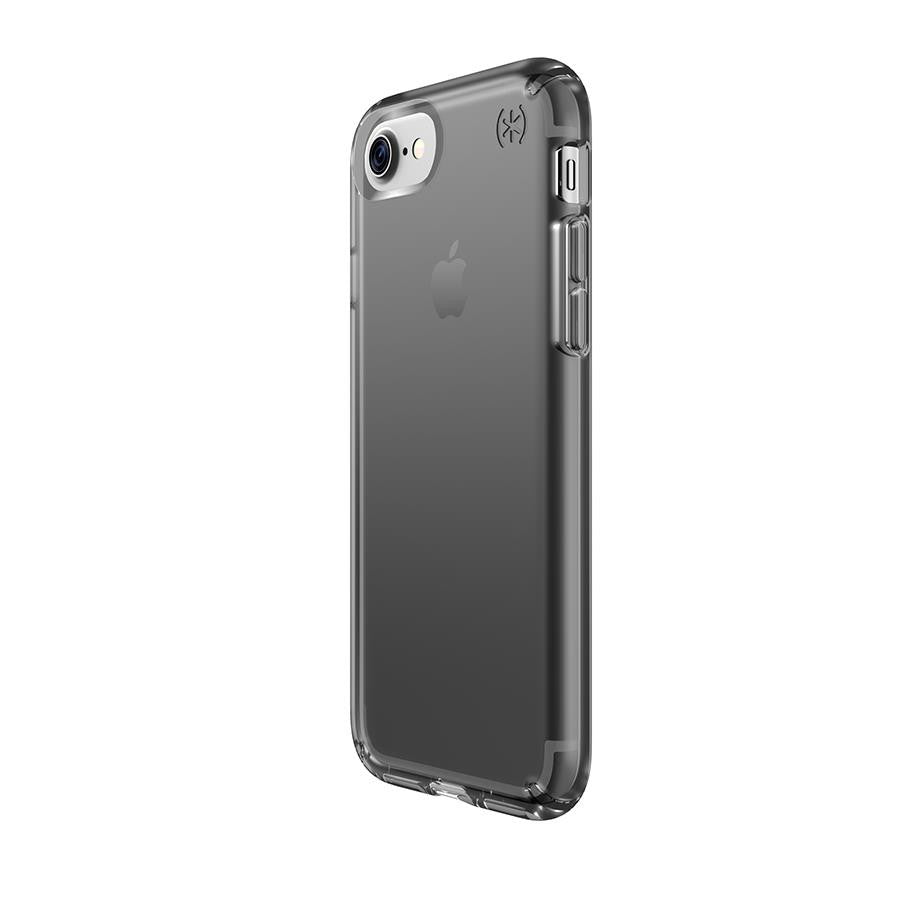 Speck APPLE iPhone 7 PRESIDIO CLEAR ONYX BLACK MATTE - Makerwiz