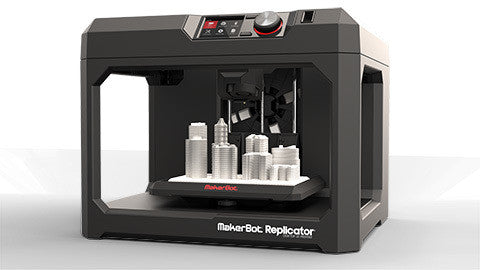MakerBot Replicator Desktop 3D Printer (5th Generation) - Makerwiz
