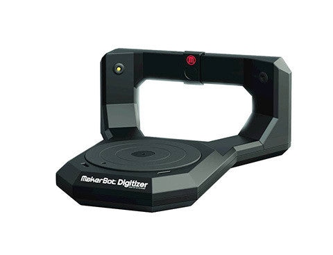 MakerBot Digitizer Desktop 3D Scanner - Makerwiz