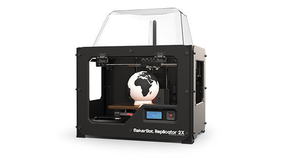 MakerBot Replicator 2X Experimental 3D Printer - Makerwiz