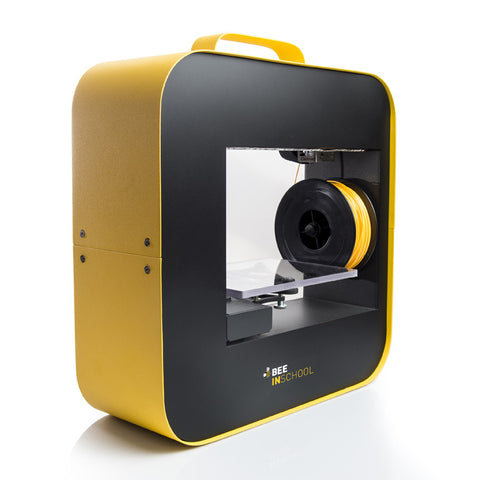 BEEVERYCREATIVE BEEINSCHOOL 3D Printer - Refreshed