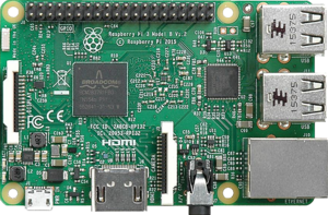 Raspberry Pi 3 Model B - Makerwiz