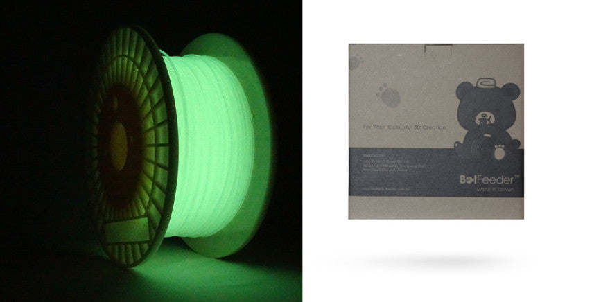 Filaglow Glow-in-the-Dark Filament (700 g)