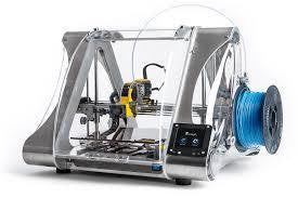 ZMorph 2.0 SX Multi-Tool 3D Printer/Desktop Fabricator - Printing Set with 2 Toolheads