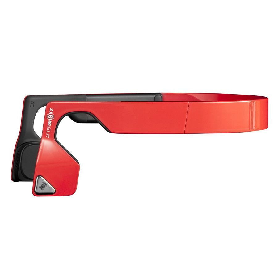 AfterShokz Bluez 2s Bone Conduction BT HS w/MIC - RED - Makerwiz