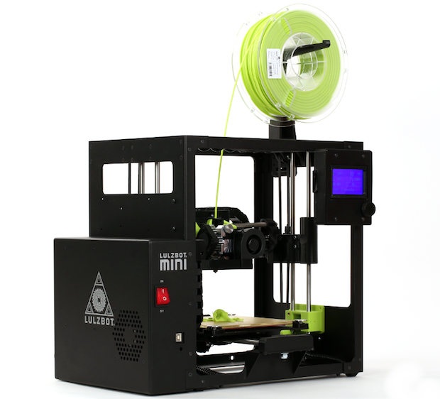LulzBot Mini 2 3D Printer - Makerwiz