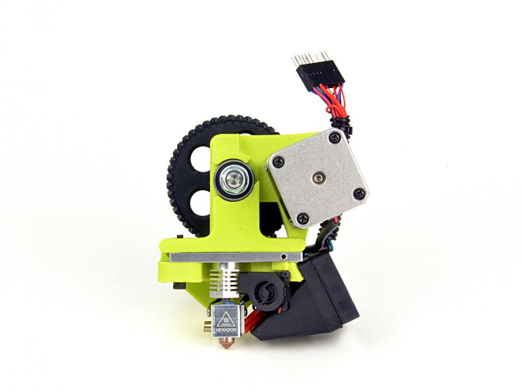 LulzBot Mini Flexystruder Tool Head v2 - Makerwiz