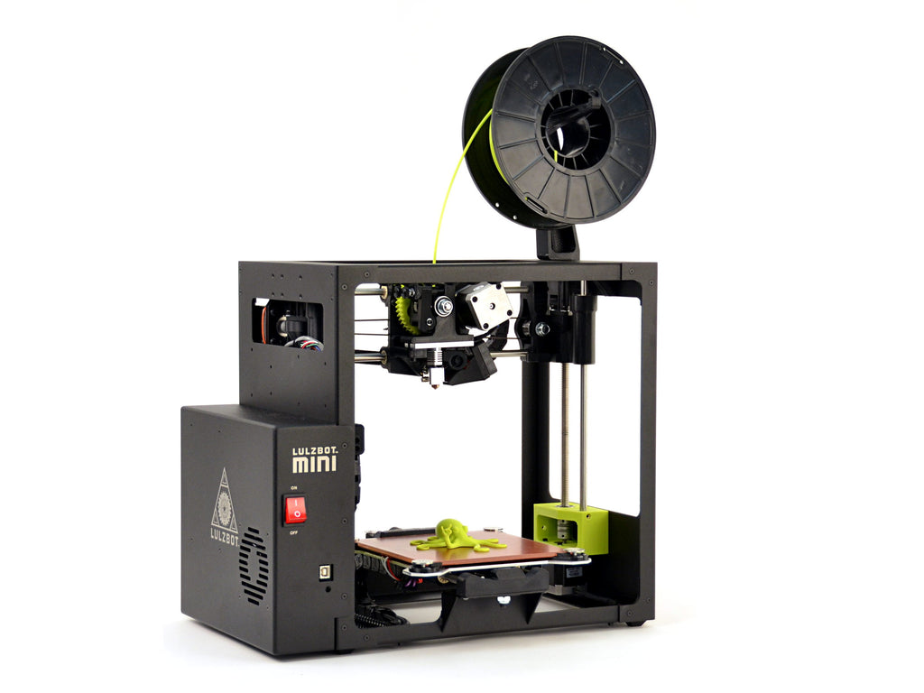 LulzBot Mini 3D Printer - Makerwiz