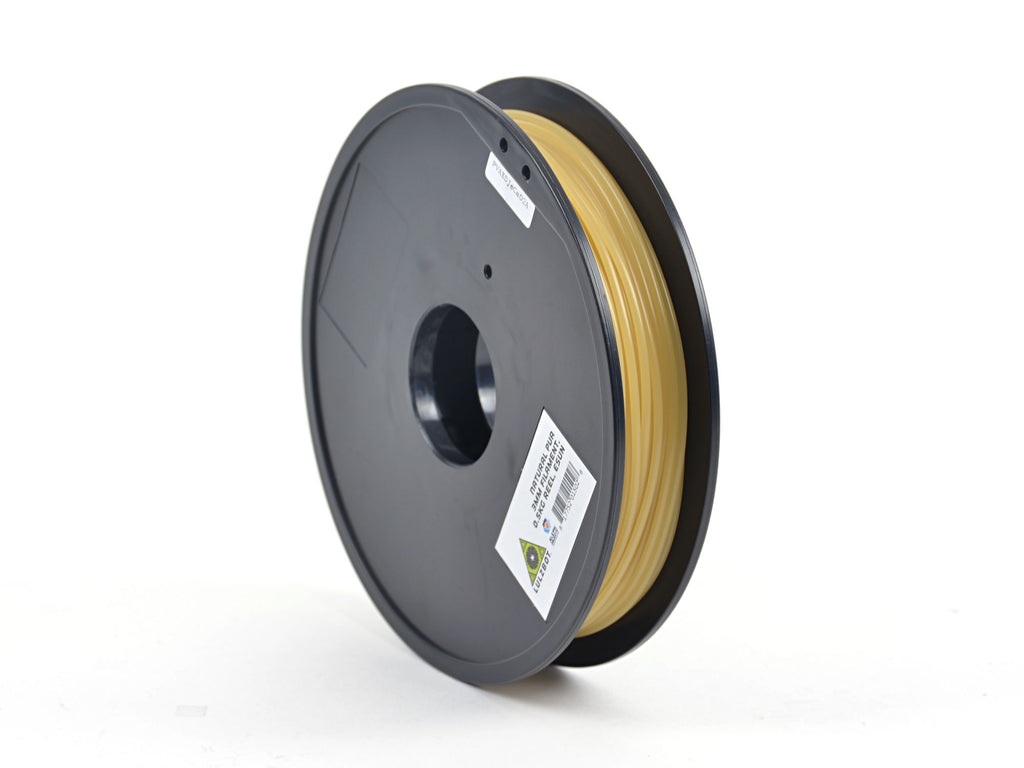 eSUN Natural PVA 3mm Filament, 500 g Reel - Makerwiz