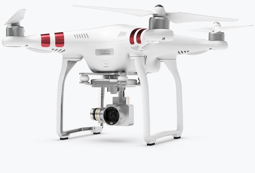 DJI Phantom 3 Quadcopter Drone - Makerwiz