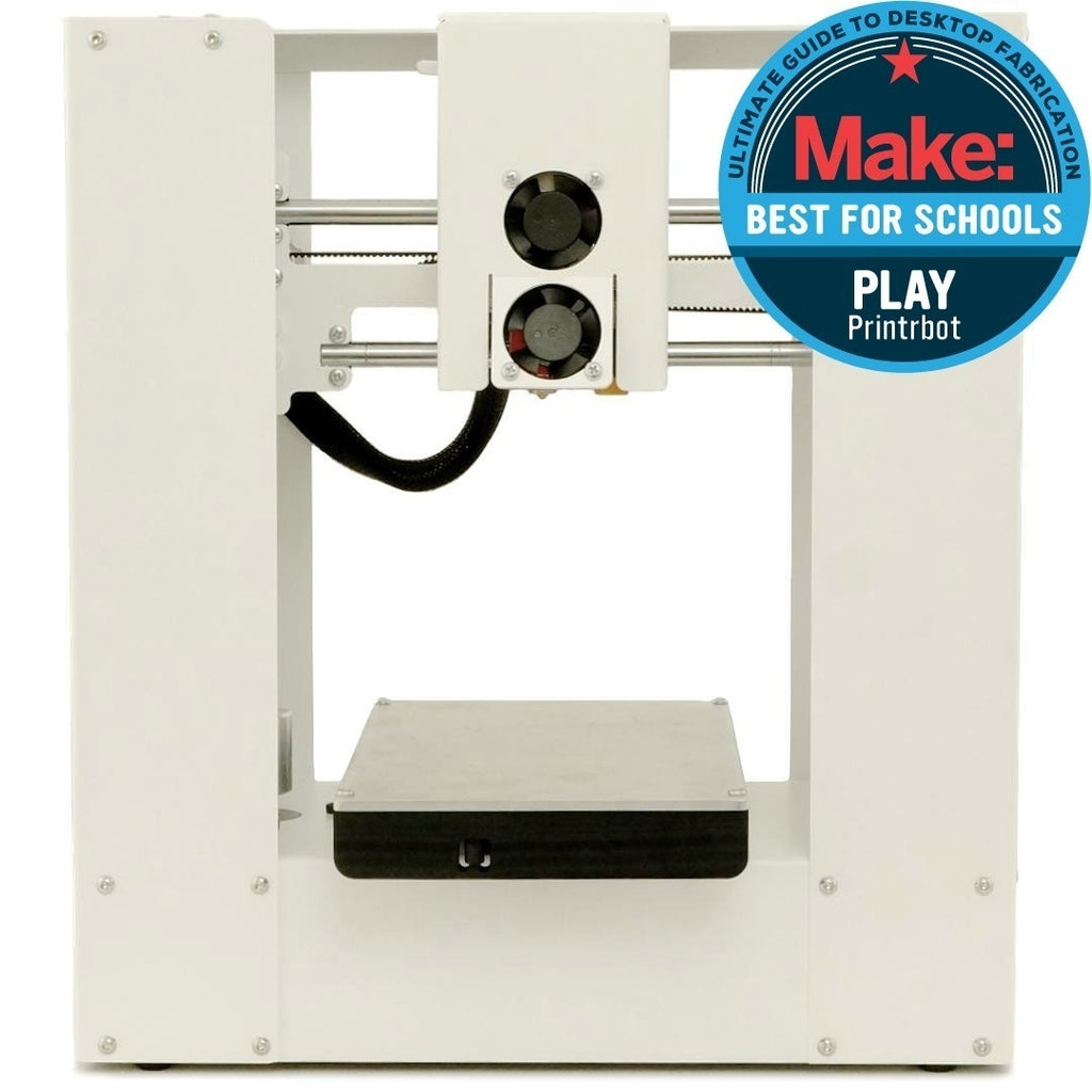 Printrbot Play 3D Printer - Assembled - Makerwiz