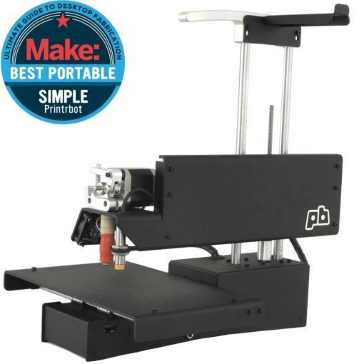 Printrbot Simple 3D Printer - Assembled - Makerwiz