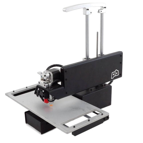 Printrbot Simple 3D Printer - Assembled + Simple X Axis Upgrade with Heated Bed