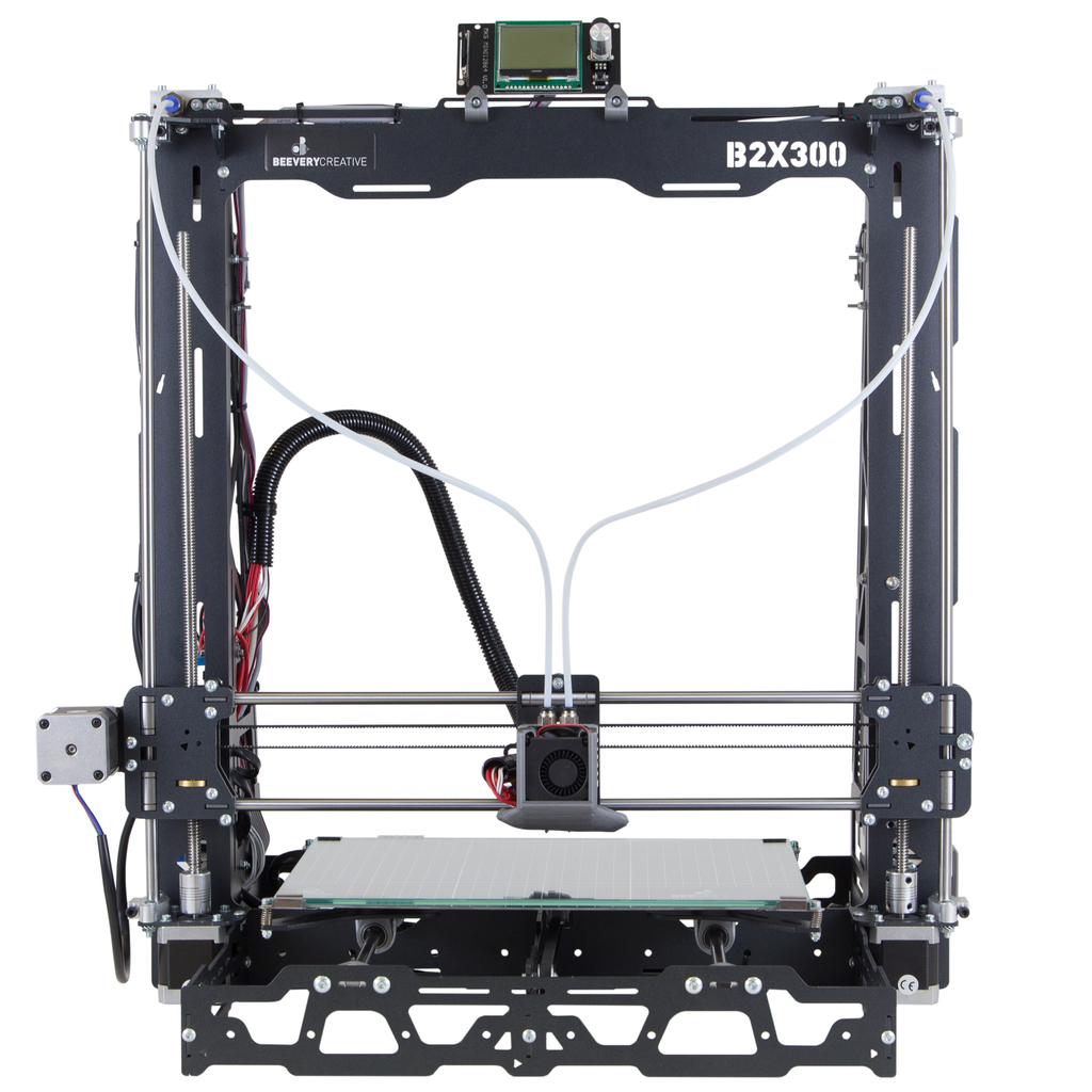 BEEVERYCREATIVE B2X300 3D Printer Kit - Makerwiz