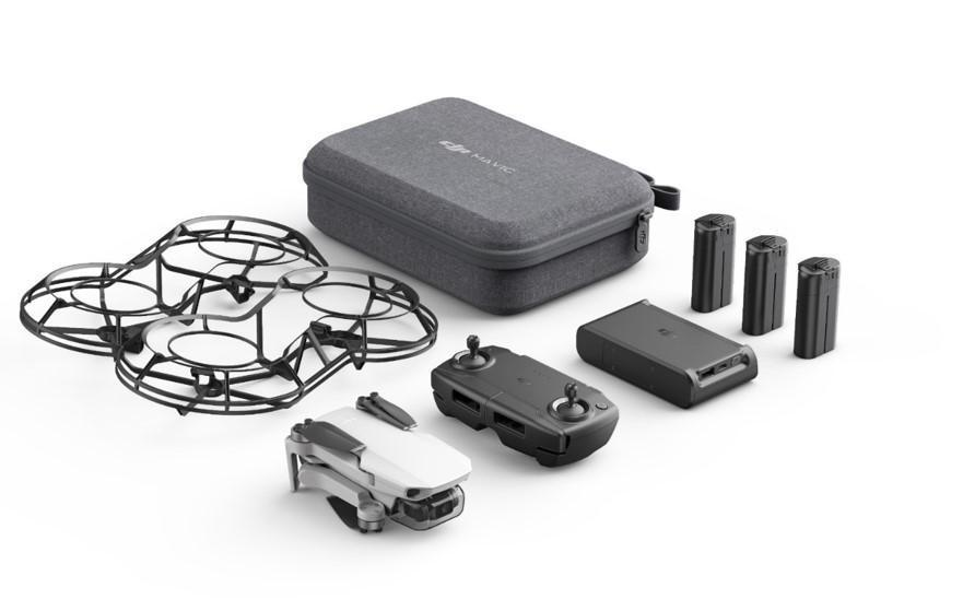 DJI Mavic Mini Quadcopter Drone - Fly More Combo