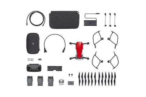 DJI Mavic Air Quadcopter Drone - Fly More Combo
