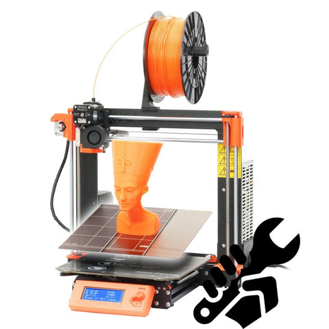 Prusa Research Original Prusa i3 MK3S+ 3D Printer Kit (BFCM 2020 + 6th Anniversary Bundle)