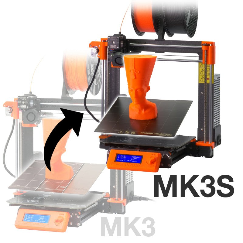 Prusa Research Original Prusa i3 MK3 to MK3S Upgrade Kit - Makerwiz