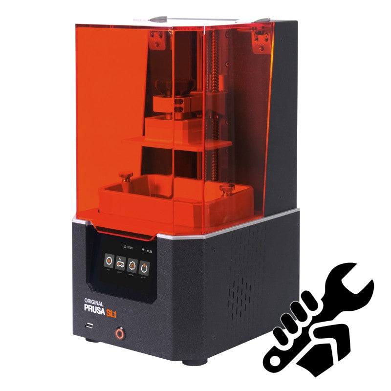Prusa Research Original Prusa SL1 Resin 3D Printer Kit - Makerwiz