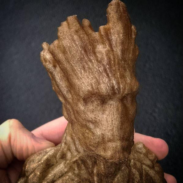 Proto-Pasta Aromatic Pine High Temperature Resistant Annealable PLA (500 g) - Makerwiz
