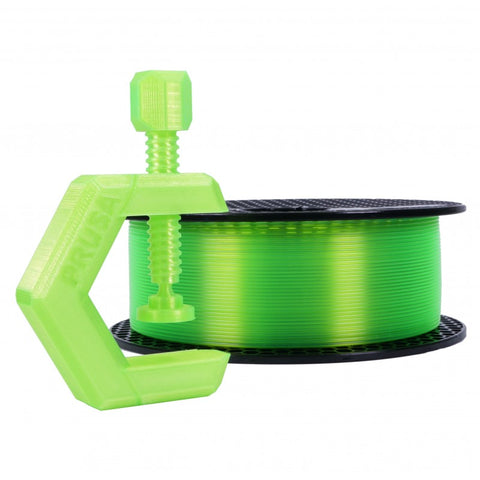 Prusa Research Prusament PETG Neon Green Transparent 1kg