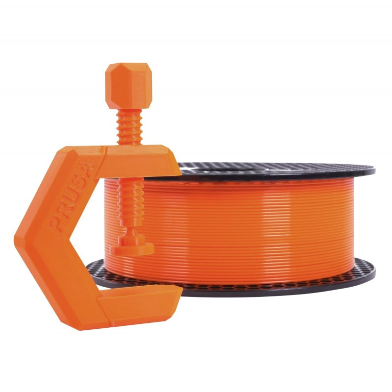 Prusa Research Prusament PETG Prusa Orange 1kg - Makerwiz