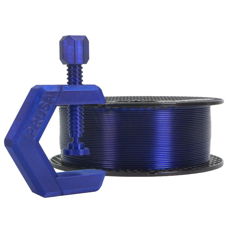 Prusa Research Prusament PETG Ultramarine Blue Transparent 1kg - Makerwiz