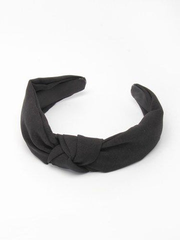 Black Knot Alice Band