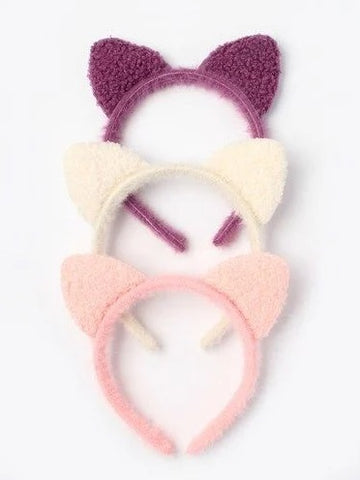 Cat Ears Alice Band