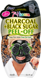 7th Heaven Charcoal & Black Sugar Peel-Off Face Mask