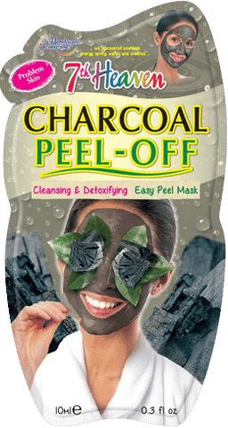 7th Heaven Charcoal Peel-Off Face Mask