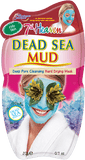 7th Heaven Dead Sea Mud Pac Face Mask