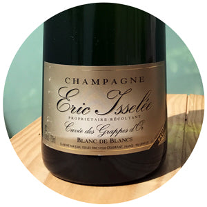 Eric Isselée Brut Grappes d'Or