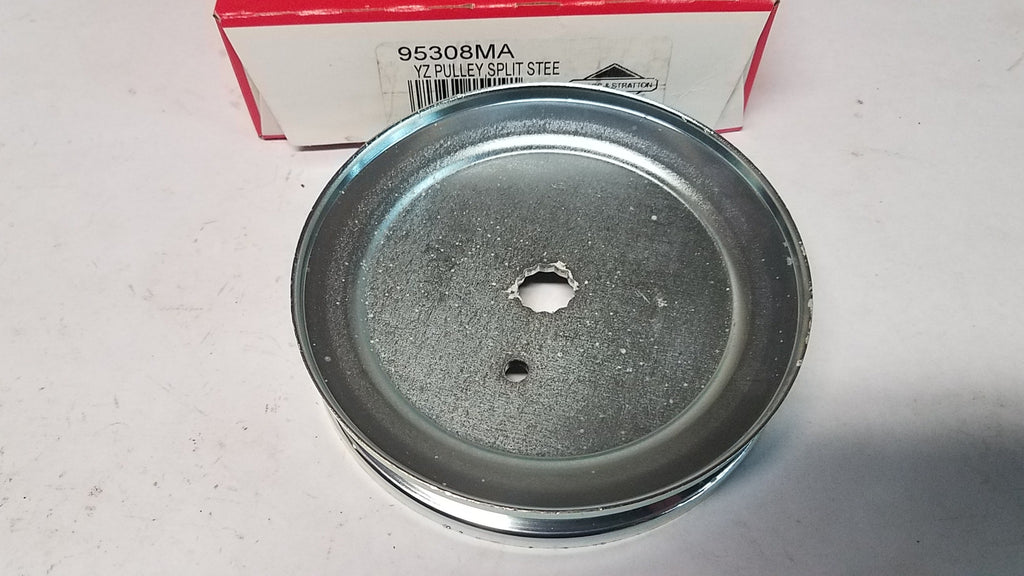 Murray 95308MA YZ PULLEY,SPLIT STEEL OEM