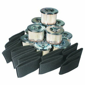 Air Filter Shop Pack FITS Honda 17210-ZE2-515 17210-ZE2-505 17210-ZE2-822 Lesco