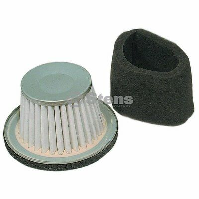 Stens 102-715 FITS Subaru 227-32610-07 Air Filter Combo