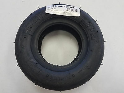Stens 160-665 Tire fits 8x3.00-4 Smooth 4 Ply Kenda 20601050
