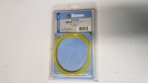 "Stens 115-404 Cut Length Fuel Line 3/32"" ID x 3/16"" OD x 2'"