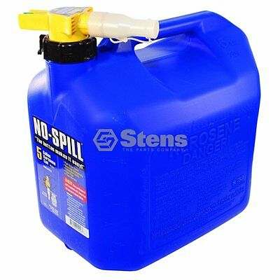 5 Gallon Kerosene Can FITS No-Spill 1456 Toro 127-3203 Stens 765-106