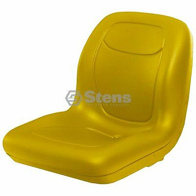 High Back Seat FITS John Deere VG11696 AM133476 Stens 420-179