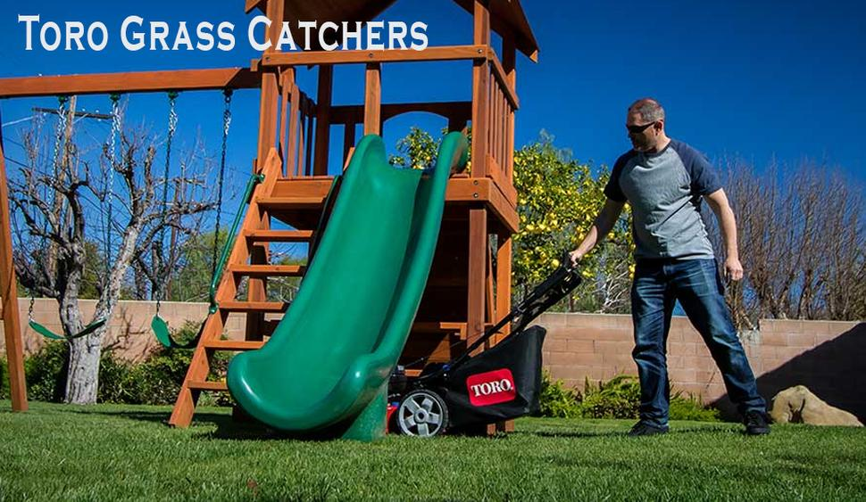 Toro Grass Catchers