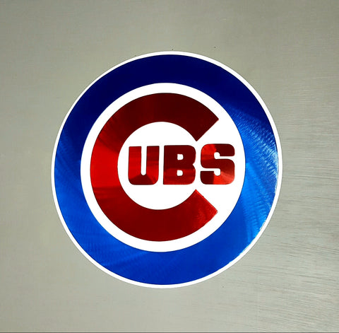 Custom Chicago Cubs