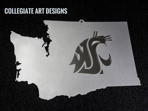 Custom Washington State Cougars