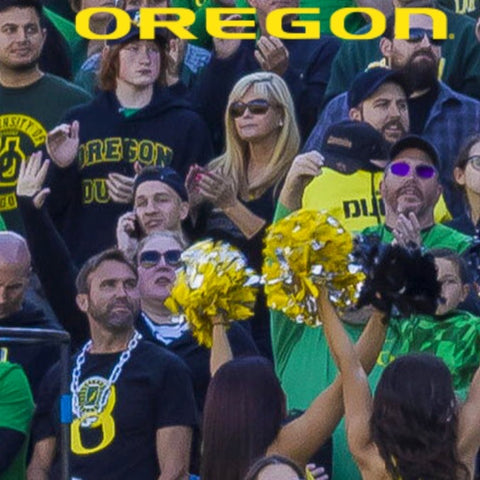 O Chain Washington vs Oregon Game