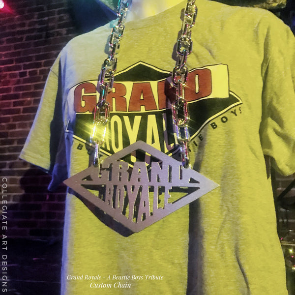 Custom Grand Royale Chain -A Beastie Boys Tribute