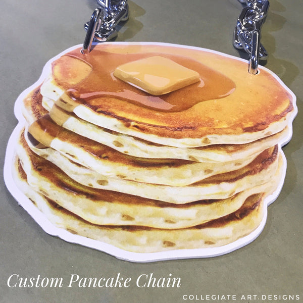 Custom Pancake Chain