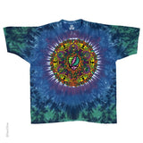 Grateful Dead Celtic Mandala TieDye T-shirt