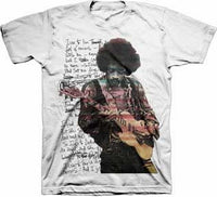 Jimi Hendrix Room Full of Mirrors T-shirt